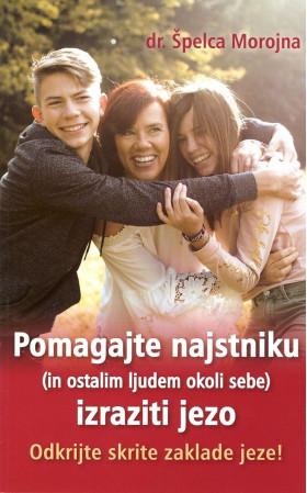 Pomagajte najstniku (in ostalim ljudem okoli sebe) izraziti jezo