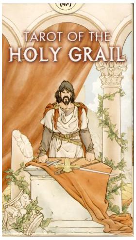 Karte Tarot of the Holy Grail