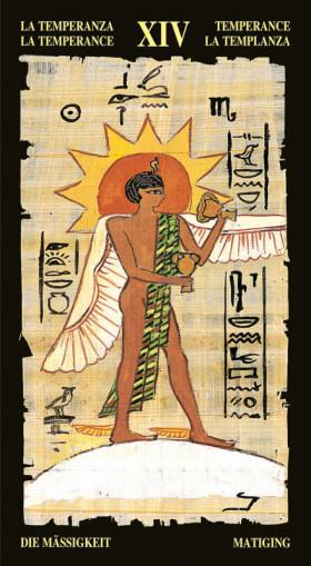 Karte Egyptian tarot
