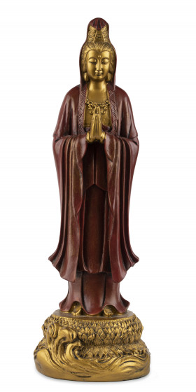 Kip Kuan Jin  Namaste,  32 cm